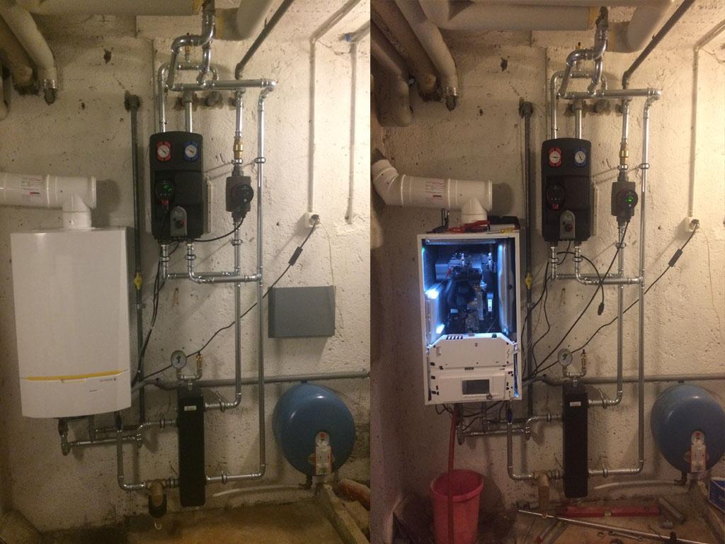 Nett Gas Heizkessel Heizsystem Fotos - Der Schaltplan - triangre.info